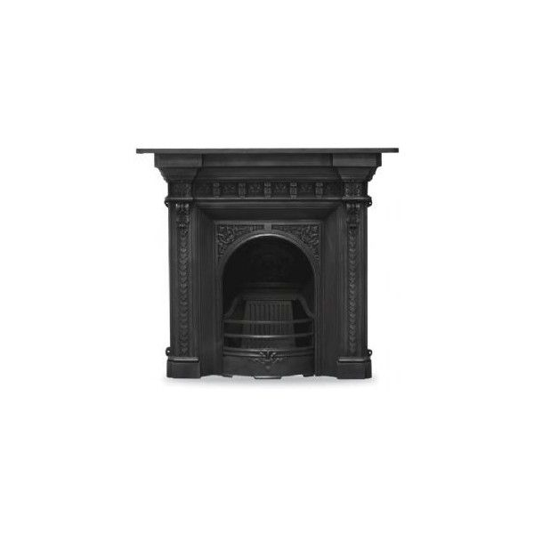 Charmant Melrose Fireplace Black ❤ Liked On Polyvore Featuring Home, Home Decor,  Fireplace Accessories,