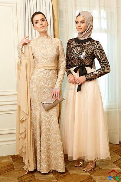 2015 Avenna 2015 Ilkbahar Yaz Abiye Modelleri Bahar Armine Setrms Kayra Aker Alvina Dengan Gambar Model Pakaian Hijab Pakaian Wanita
