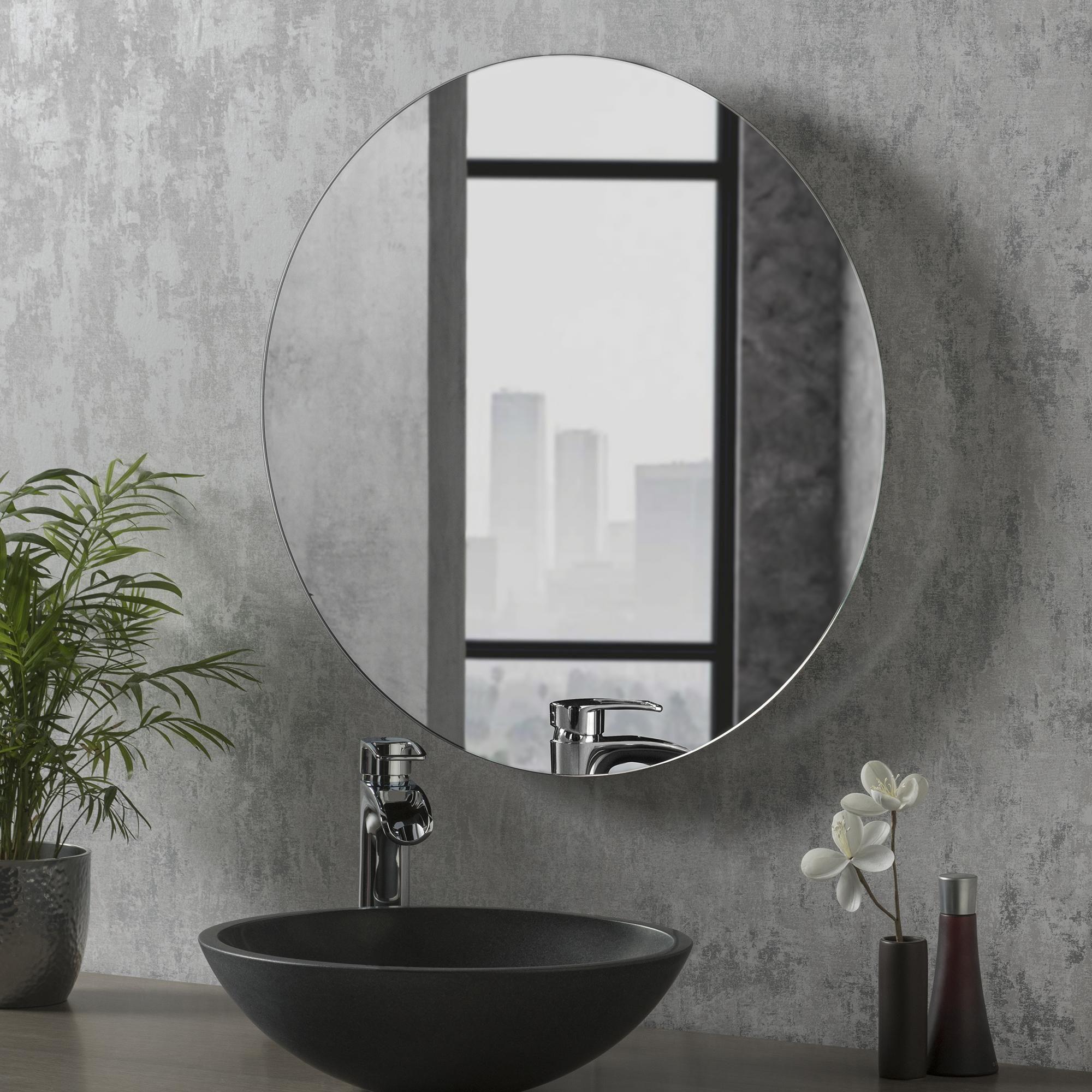 Halifax De Fog Mirror In 2020 Round Mirror Bathroom Bathroom