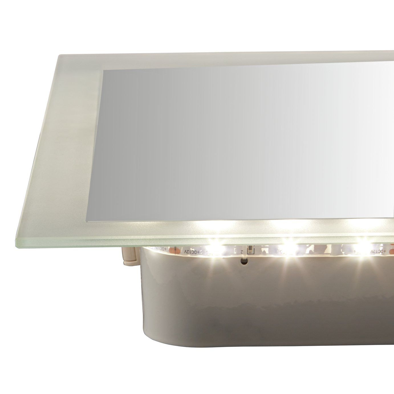 Argos Home Sheba Led Bathroom Shaver Mirror In 2020 Mirror Led