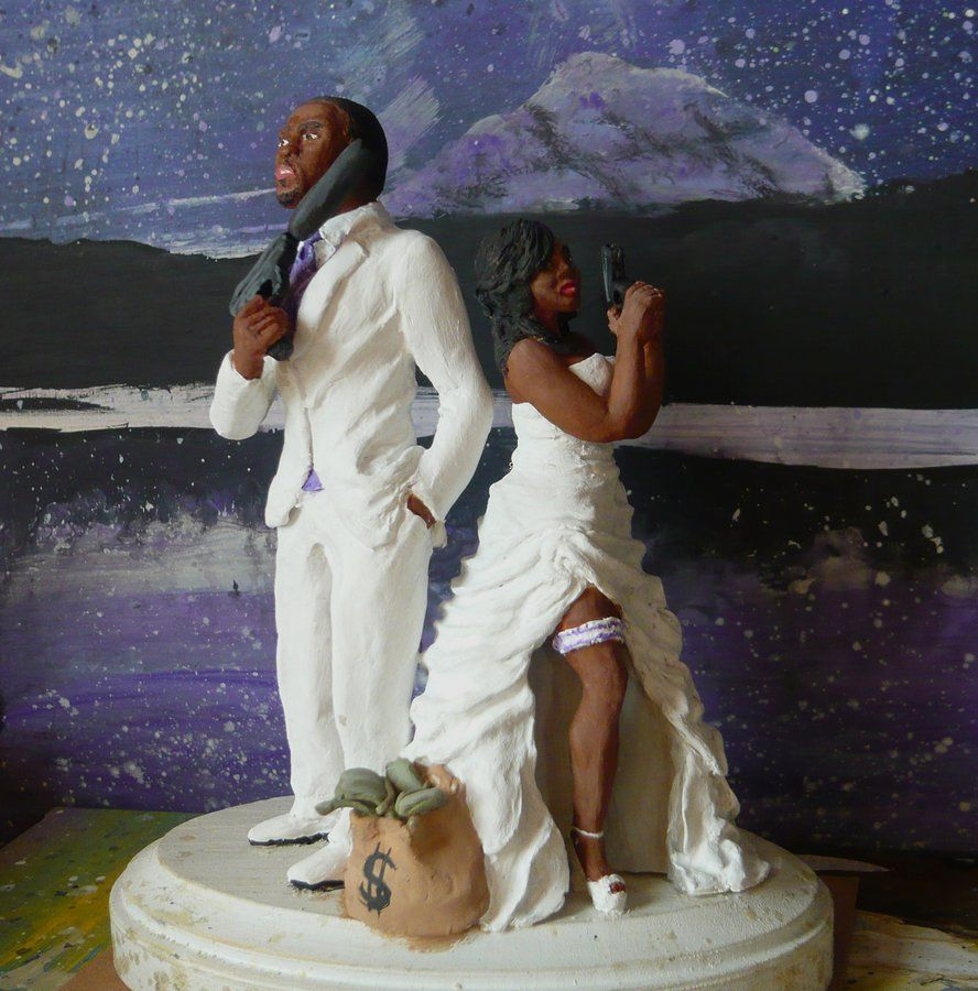 Wedding Unique Cake Toppers 14 funny wedding cake topper ideas unique toppers for 17 best images about on pinterest motorcycle and gone fishing