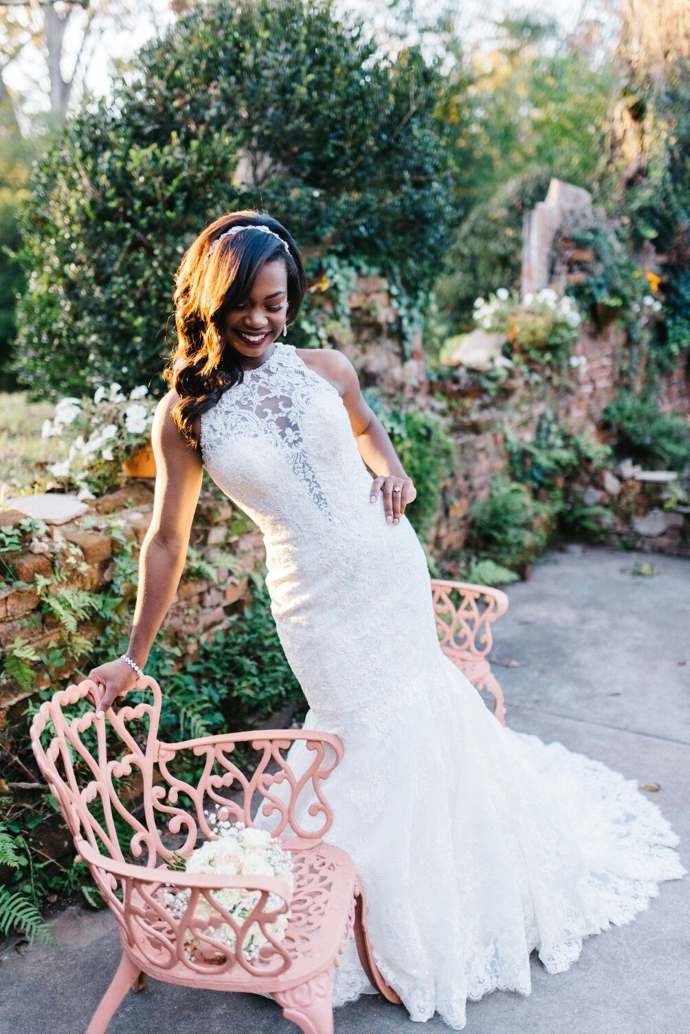 Trinity Damian S Wedding Black Bride Allure Bridal Wedding