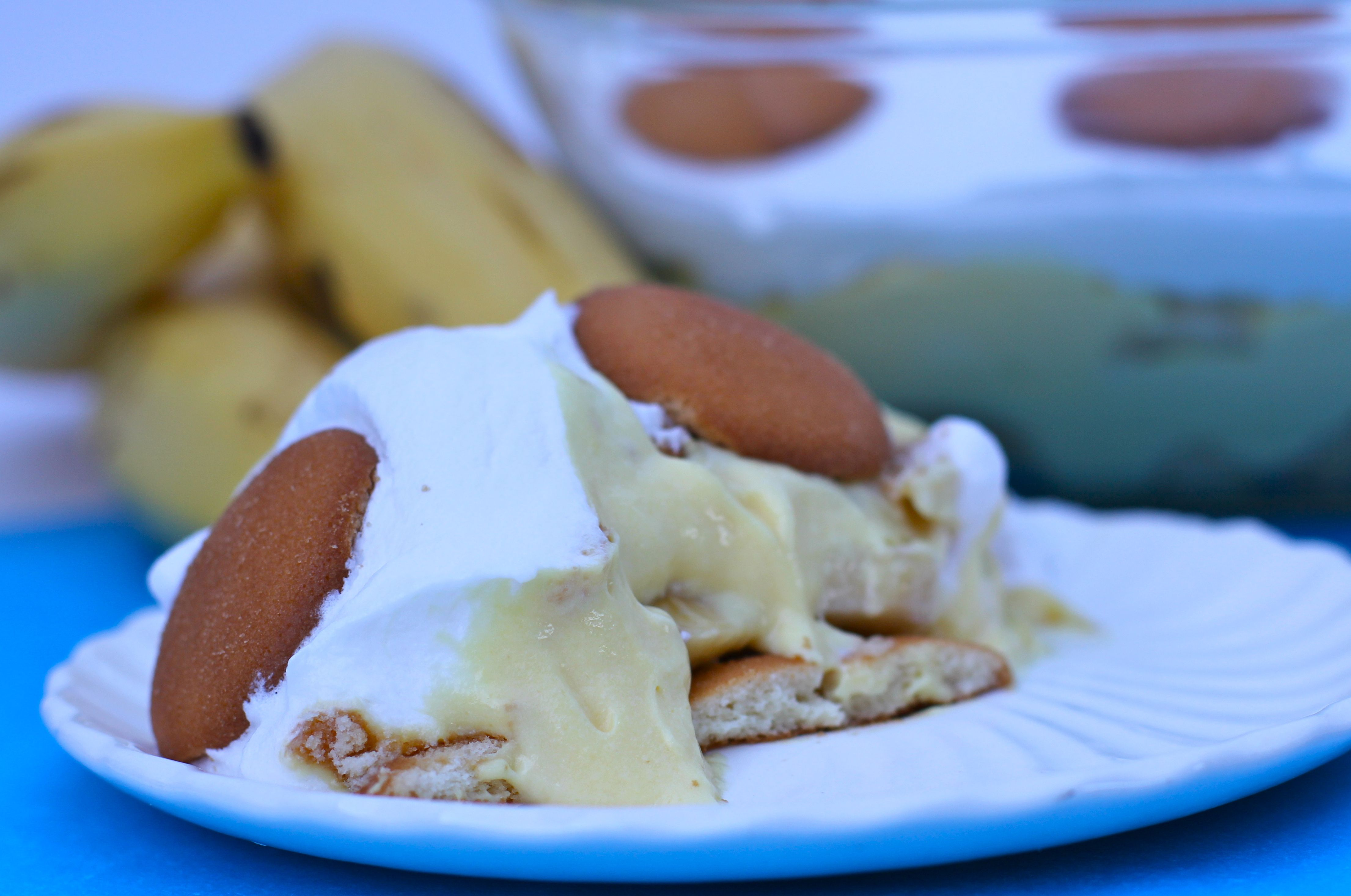 Easy Banana Pudding Easy Banana Pudding Banana Pudding Recipes Banana Pudding