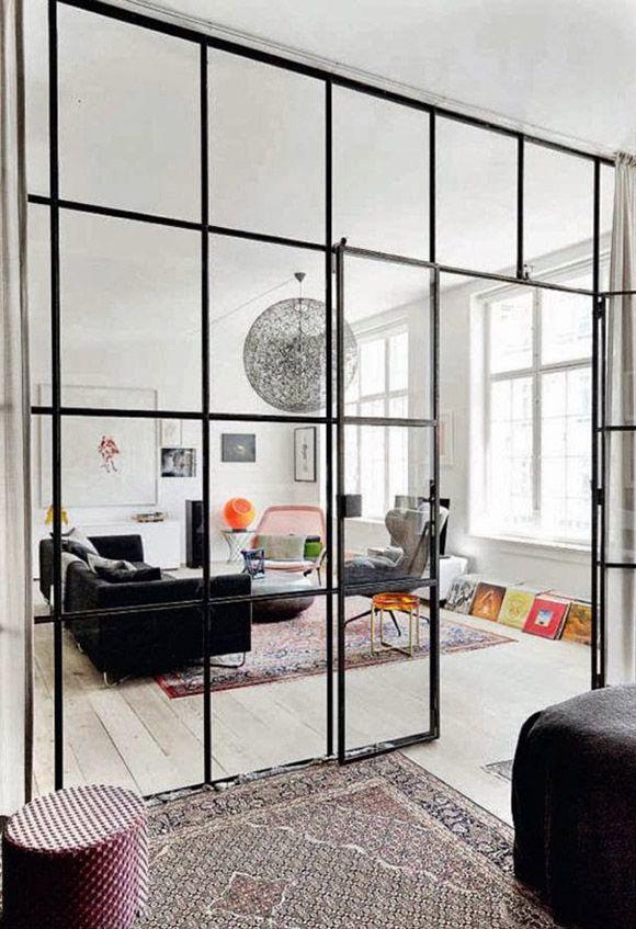 It S Trending Metal Black Framed Room Dividers Eclectic Trends