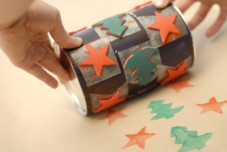 geschenkpapier selbst basteln geo experimente pinterest geschenkpapier basteln und. Black Bedroom Furniture Sets. Home Design Ideas