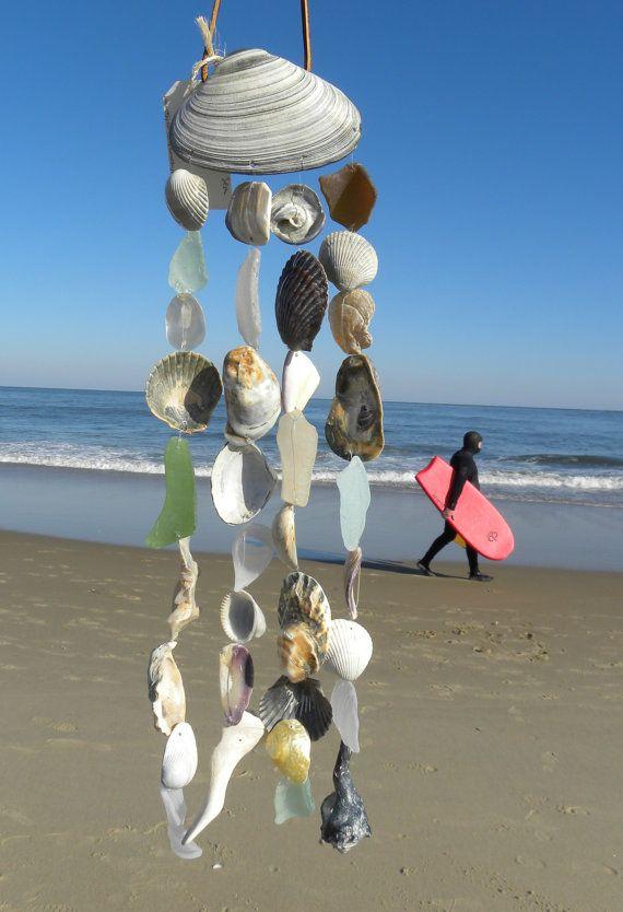 Sea Shell Wind Chime Gl Beach