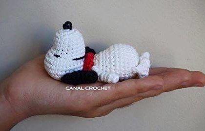 Amigurumi Tutorial Animali : Amigurumi piccolo snoopy animali amigurumi piccolo