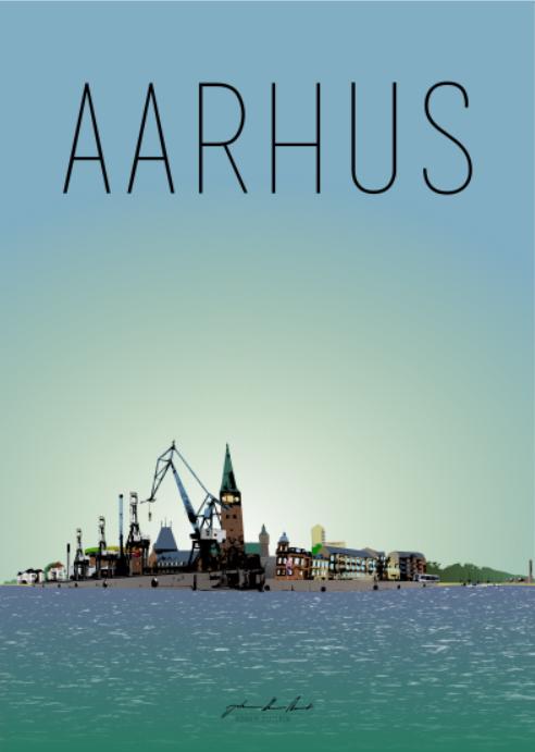 Aarhus Havnefront Billeder