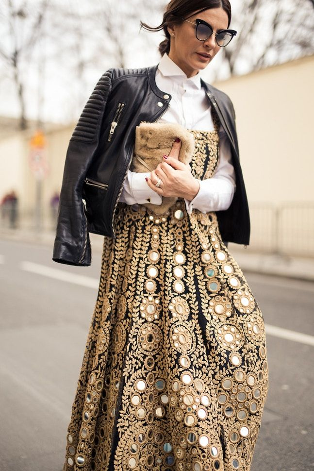 Paris Fashion Week Street Style Day 1: We're Not Tired Yet #thingstowear