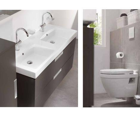 Tijdloze badkamer van Ben Sanitair - Badkamers | Pinterest ...