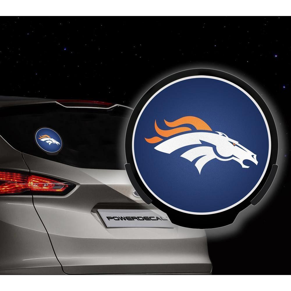 Denver Broncos NFL Power Decal