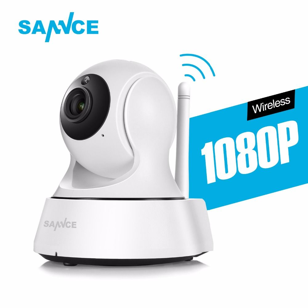 Free Shipping Buy Best Sannce Hd 720p 1080p Wireless Ip Camera Smart Cctv Security Wireless Home Security Wireless Security Cameras Cctv Security Cameras