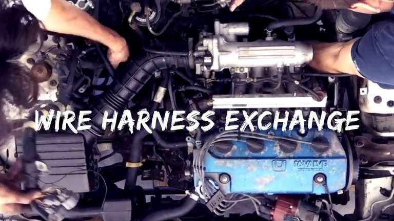 92 Honda Accord Engine Wiring Diagram and Wire Harness Exchange Honda Civic  Eg - Ep. di 2020www.pinterest.ph