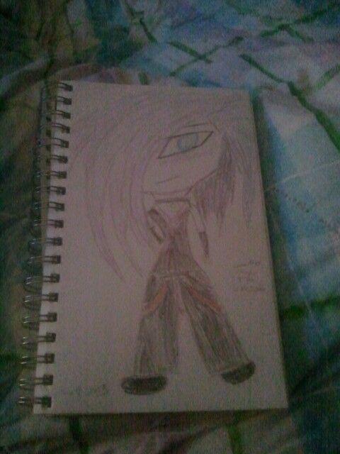 My art work by samantha sailer aka Death_queen1