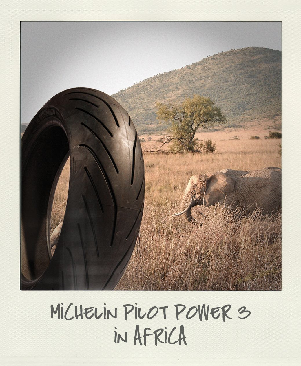 Michelin Pilot Power 3 In Africa Pneus