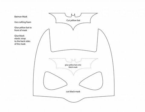 Explore Anna Zenk\'s photos on Photobucket. | batman masque ...