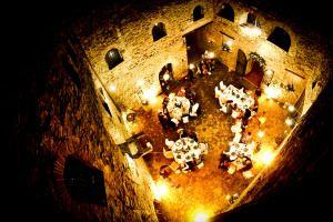 Dinner to Castello di Rosciano