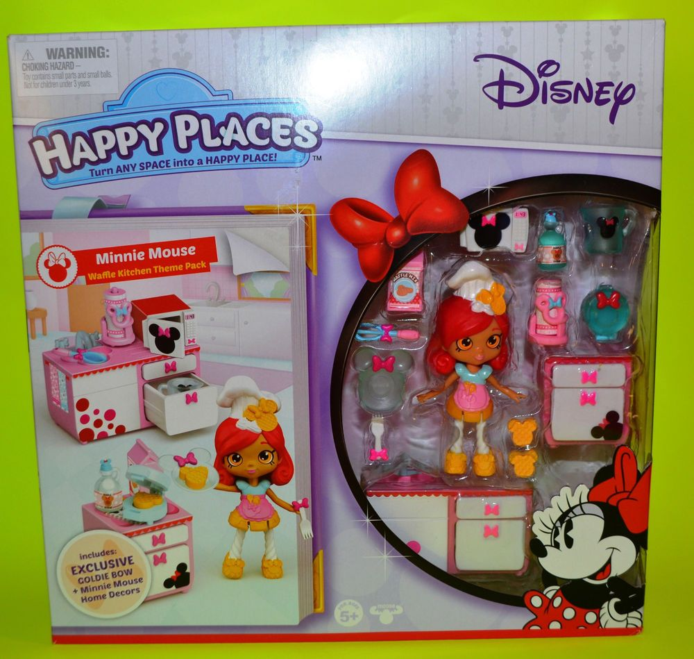 Minnie Happy Places