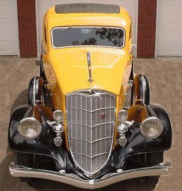 What A Beaut 1934 Pierce Arrow Pierce Arrow Motor Car Co Of Buffalo N Y With Images Classic Cars Vintage Cars