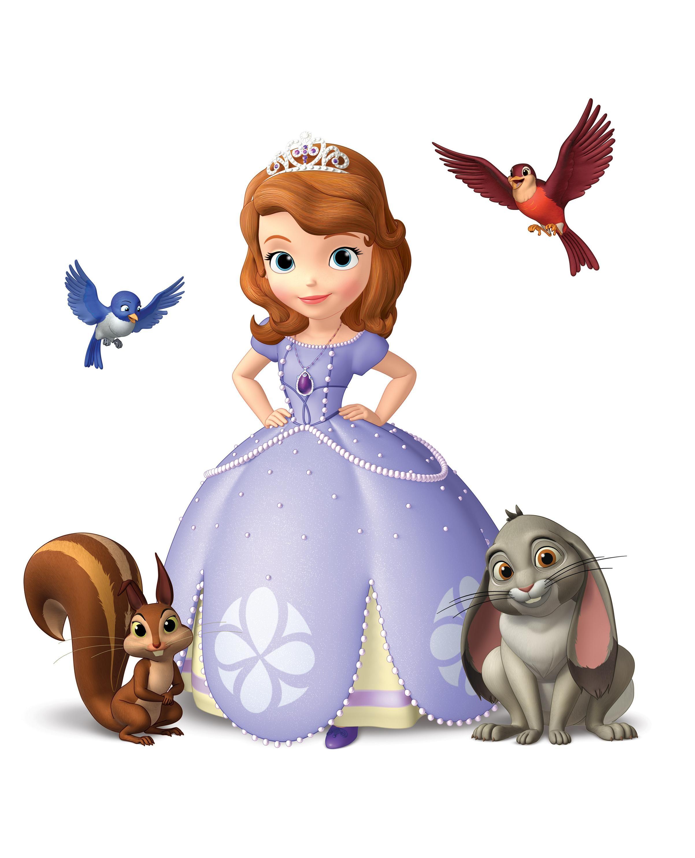 Birthday Party Theme Princesa Sofia Png Princesa Sofía Princesita Sofía
