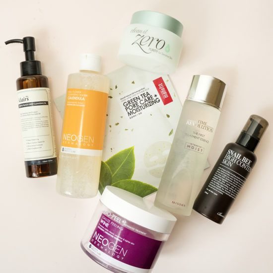 The Most Important Korean Skin Care Step By Skin Type Skin Care Steps Skin Care K Beauty Routine