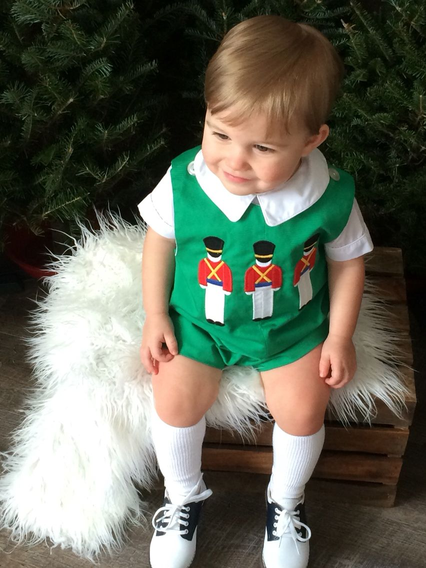 Xmas outfit (With images) | Baby boy christmas outfit ...