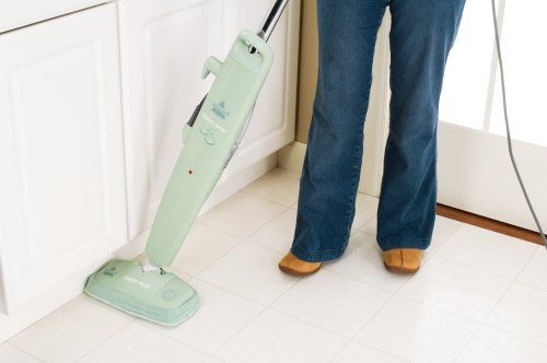 Bissell Steam Mop Hard Floor Cleaner 1867 7 Review Bissell Steam Mop Steam Mop Best Steam Mop