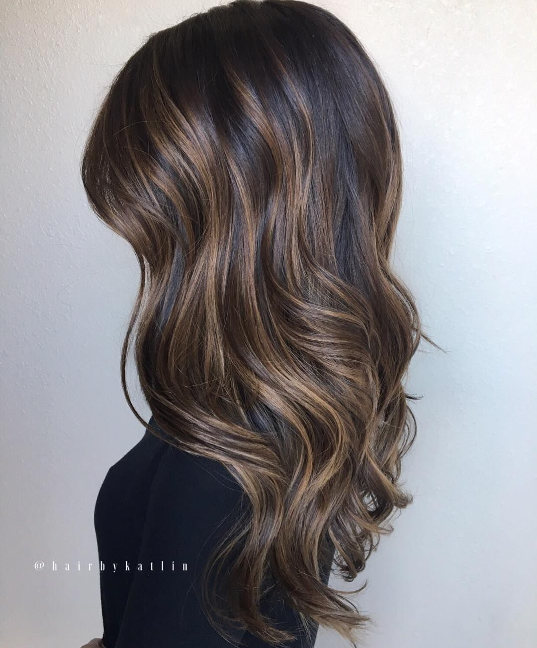 41 Brown hair color with highlights will change your look