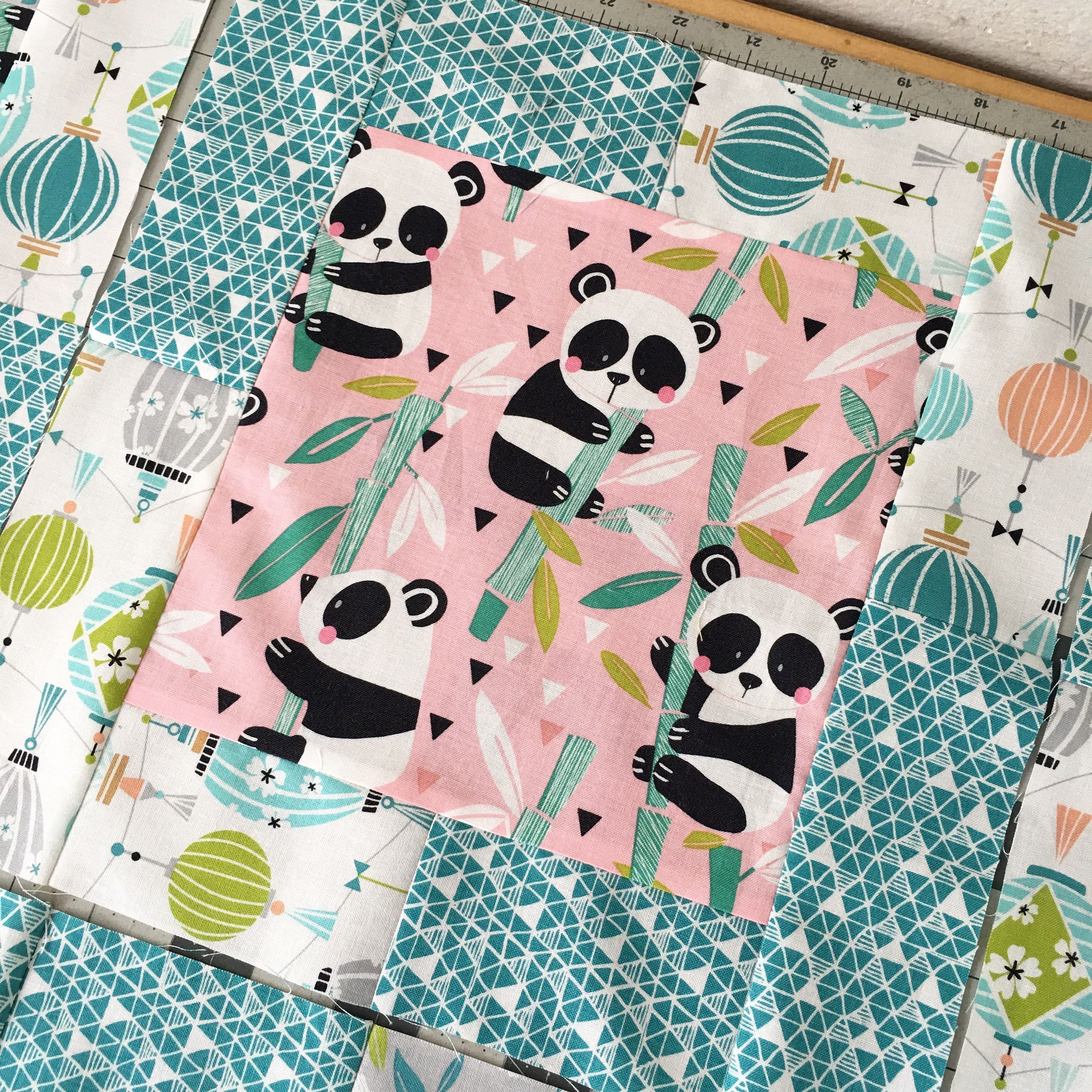 My Favorite Baby Quilt Pattern #favourites