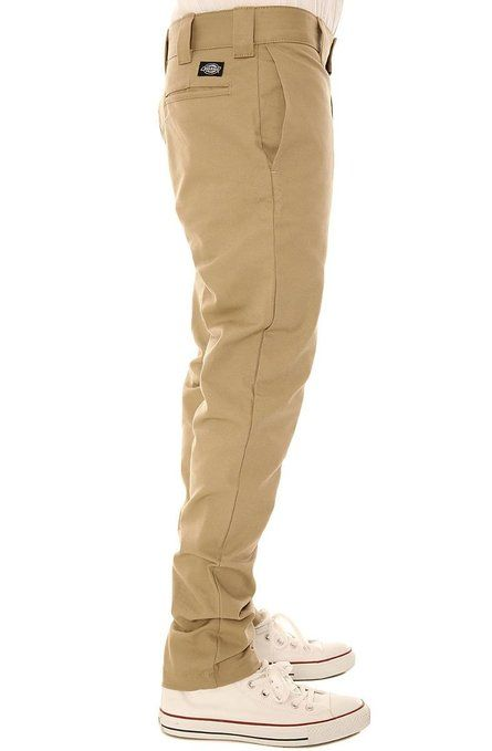 Dickies Men s Stretch Twill Work Pants at Amazon Men s Clothing store   Dickies Skinny Pants c5d6e1f08cc0