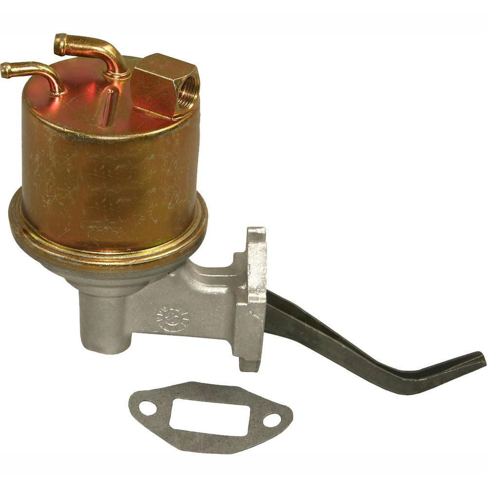 Airtex Mechanical Fuel Pump 41204 The Home Depot In 2021 Automotive Solutions Pumps Mechanic