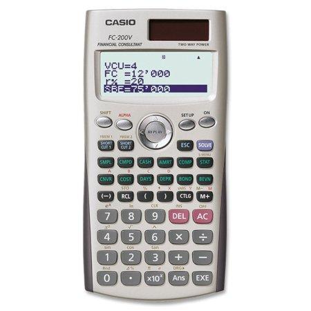 Financial Calculator Online >> Casio Financial Calculator In 2019 Calculator Mortgage