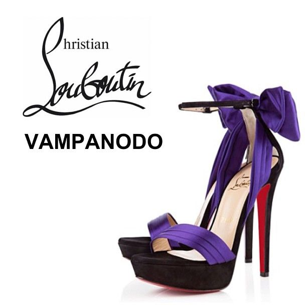 CHRISTIAN LOUBOUTIN Vampanodo - @antonia- #webstagram