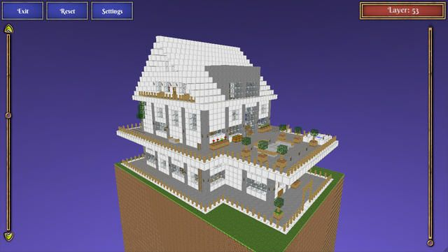minecraft stable blueprint | MCPro: Blueprints, Guides