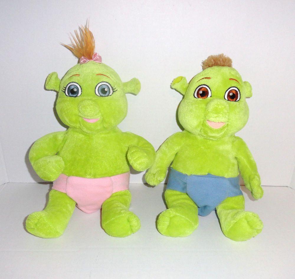 Baby Shrek Toys 17