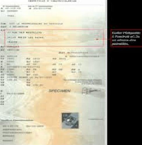changement d adresse sur carte grise en ligne Formalités Préfecture en Ligne : changement de carte grise