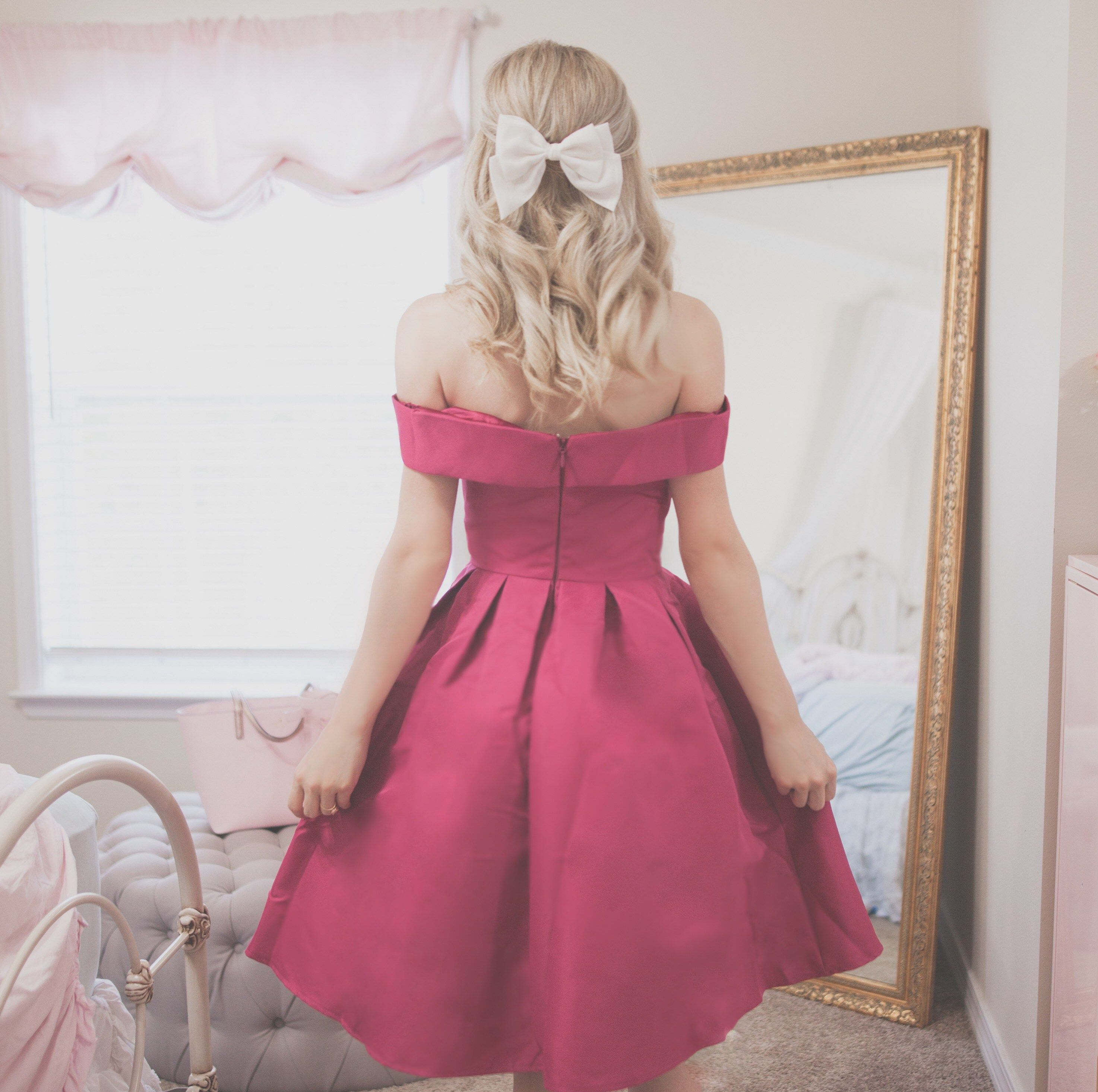 Sweet Princess MISAKKY 001 | I wore a very pretty pink ...