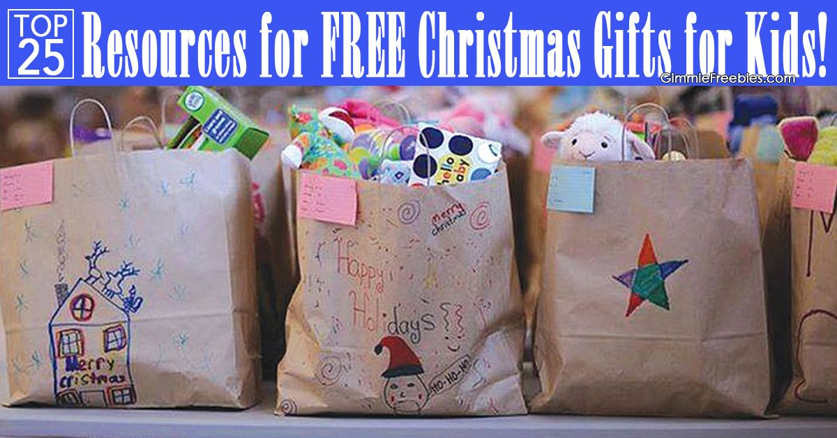 Toys For Tots Top 24 Christmas Help For Kids Low Income Families Christmas Help Christmas Gifts For Kids Free Christmas Gifts