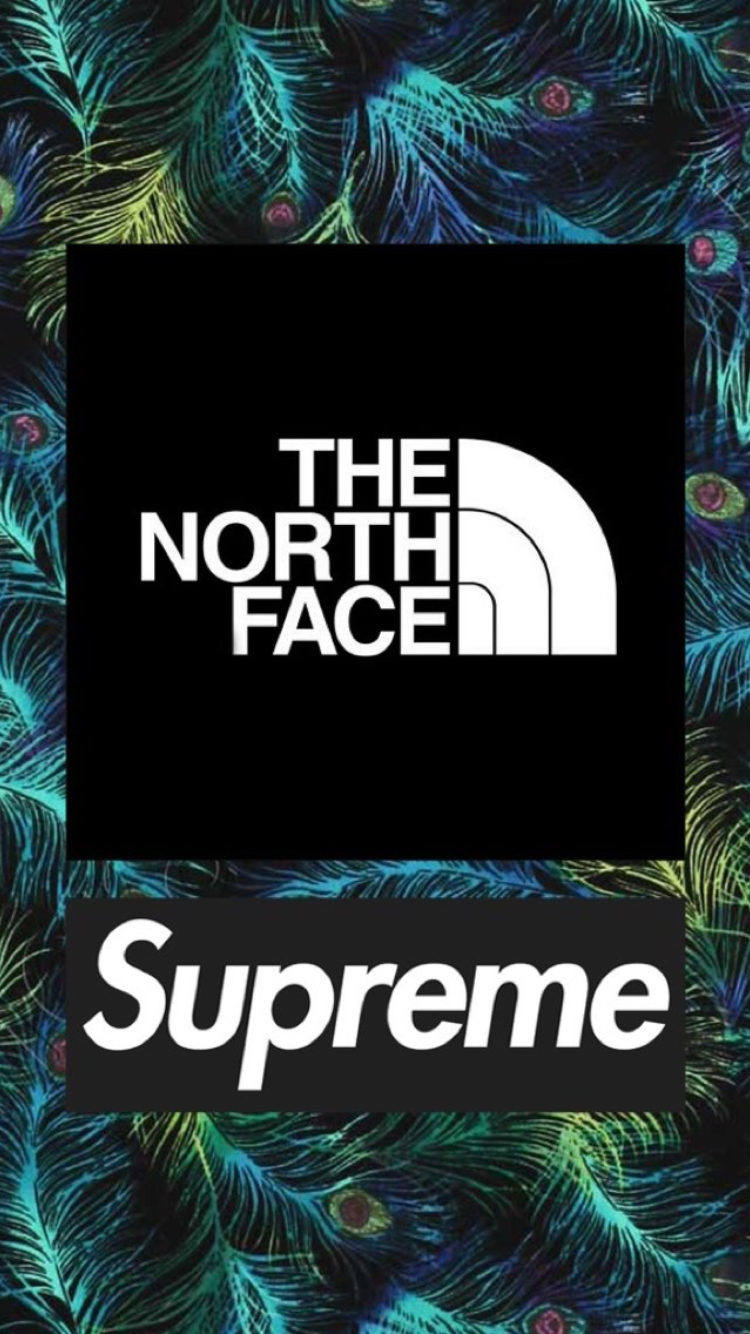 Supreme X Northface Wallpaper Hope U Enjoy It かっこいい壁紙