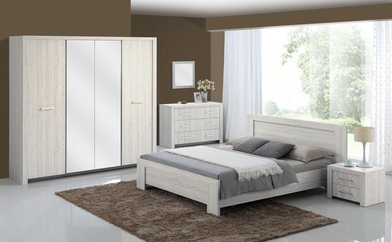 EMERIK - Cette chambre à coucher porte le style vers un ...