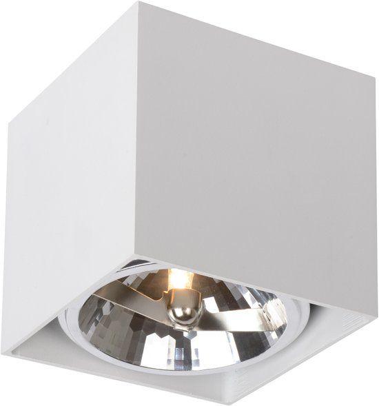 Lucide Dialo Plafondspot 1x35w 2800k Wit Verlichting Lichtbundel Licht