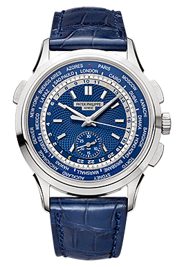 Patek Philippe 5930G World Time Chronograph