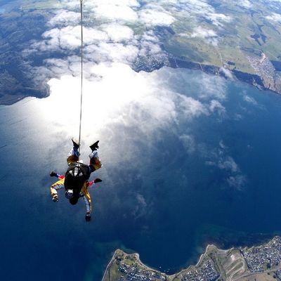 new zealand skydive blog
