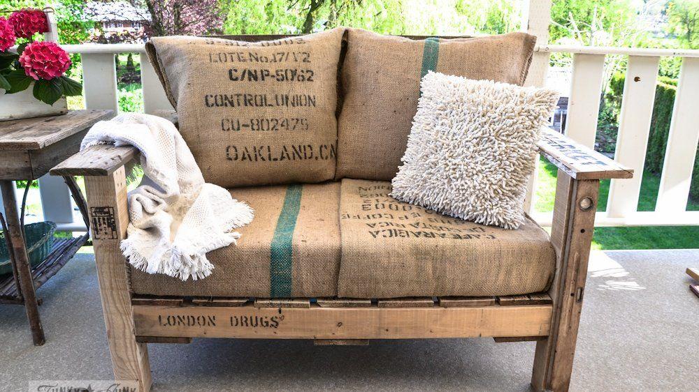 J\'aime cette photo sur Deco.fr ! Et vous ? | Canapé jardin ...