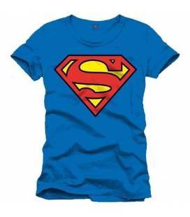 CAMISETA SUPERMAN LOGO CLASICA