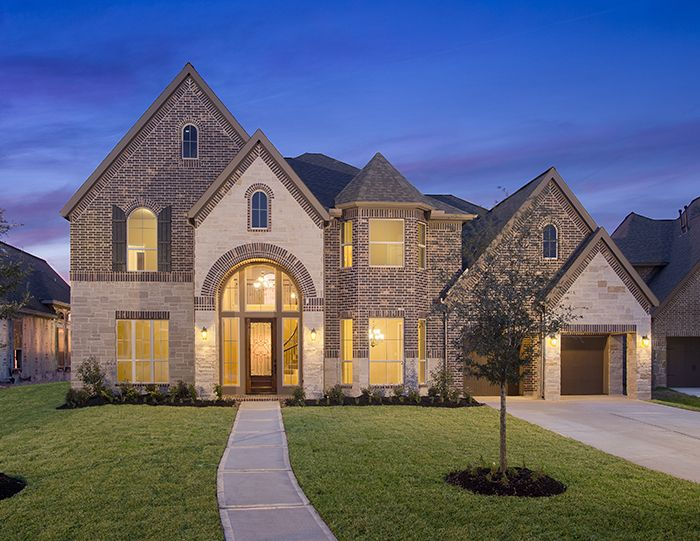 Perry Homes Southlake New Lakefront