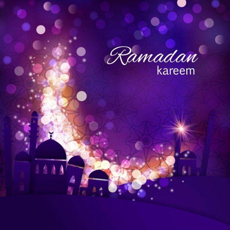 Islamic Celebration Background With Text Ramadan Kareem Islamic Celebrations Celebration Background Ramadan Background