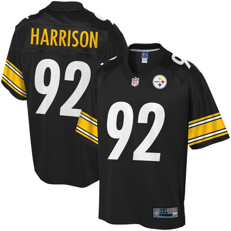 james harrison youth jersey