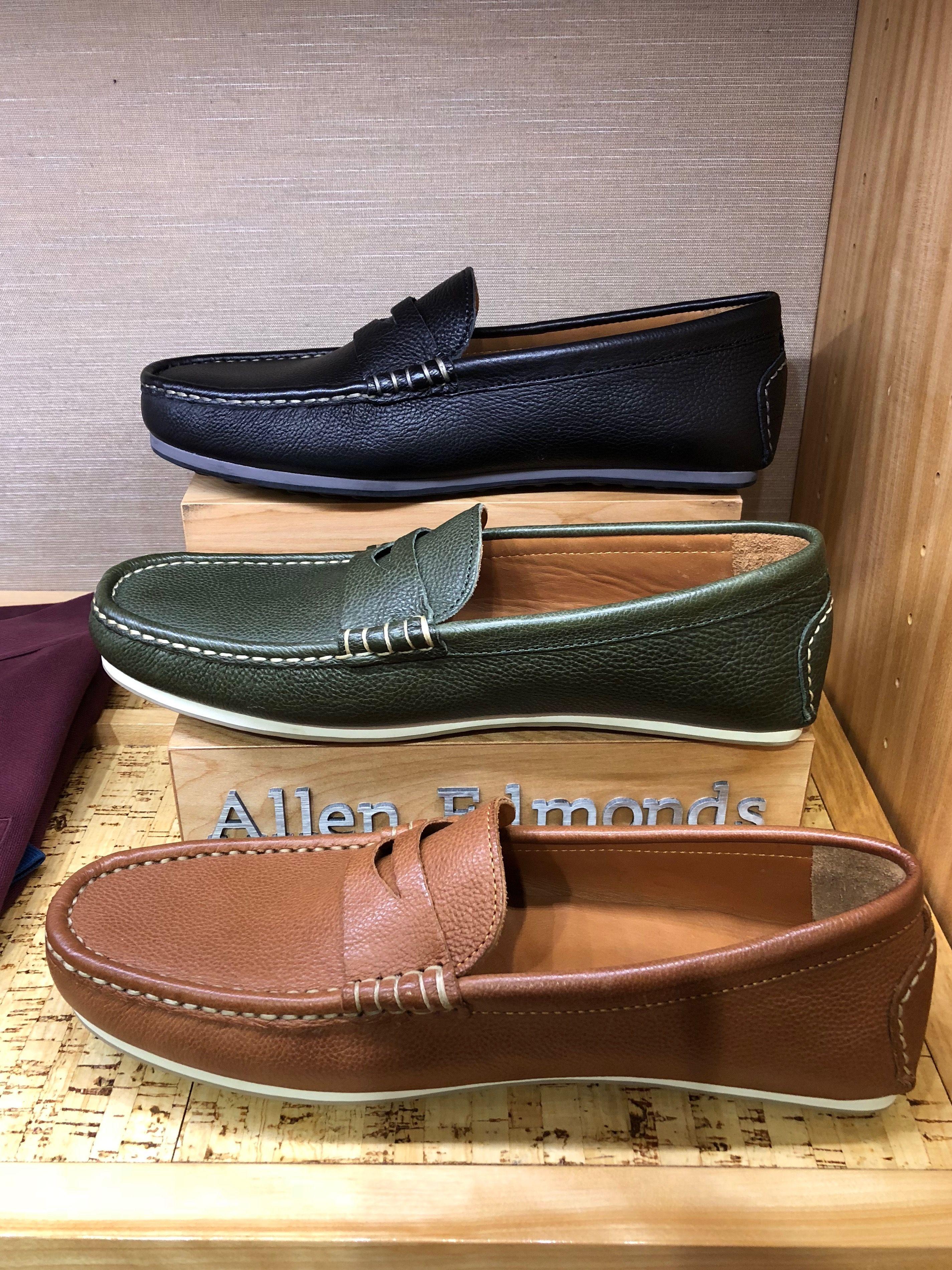 18dd8c971b4 Allen Edmonds Turner Penny Loafer