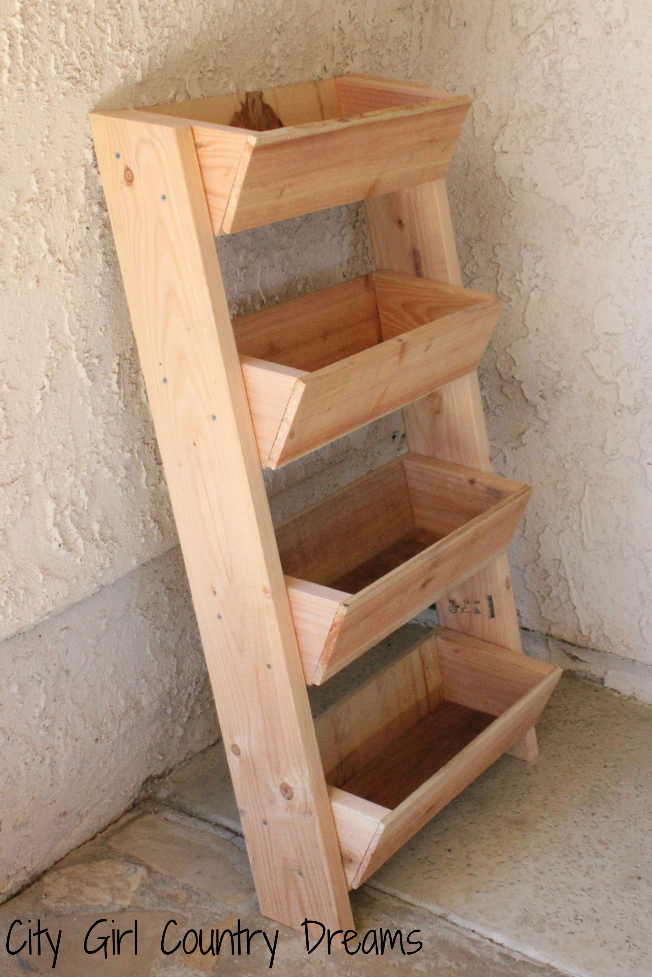 boxes three pinterest box pin stained tiered cedar planter